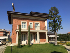 Orbassano via Trento 2013